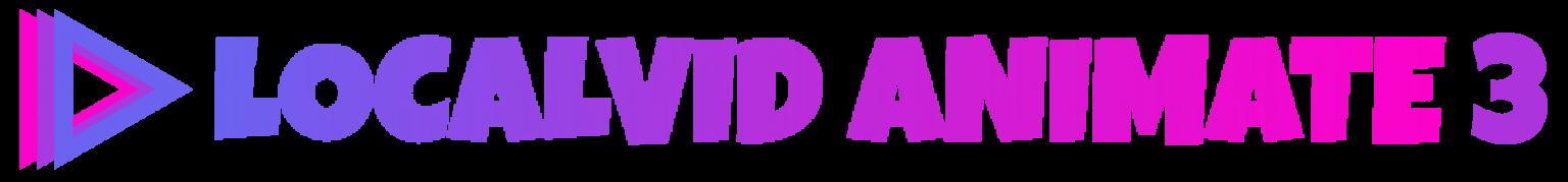 LocalVid Animate 3